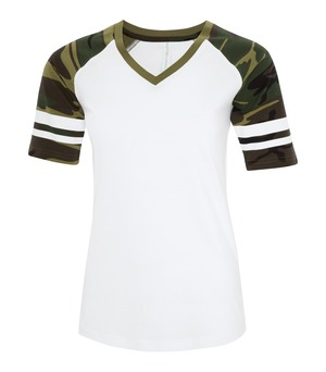 ATC™ EUROSPUN RING SPUN BASEBALL LADIES' TEE